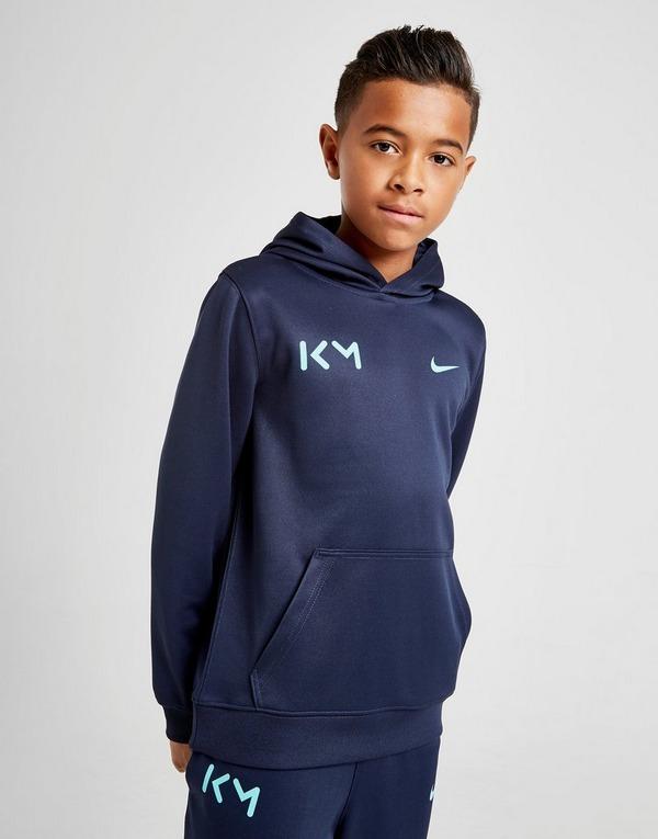 Nike Kylian Mbappe Overhead Hoodie Junior