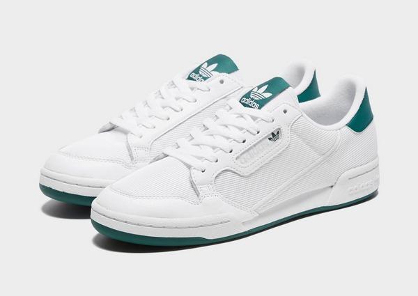 Shoppa adidas Originals Continental 80 Herr i en Vit färg