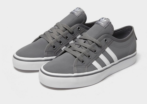 exposición Pedagogía Decano  Buy Grey adidas Originals Nizza Lo Junior | JD Sports