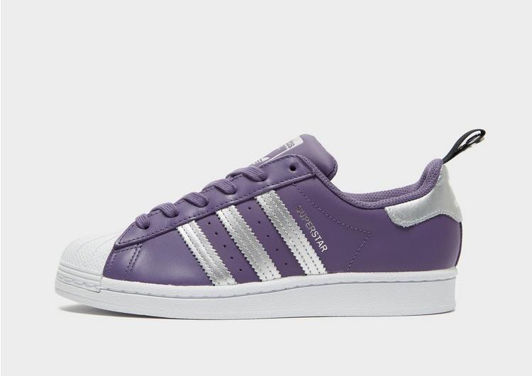 superstar femme adidas violet