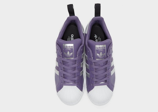 Køb adidas Originals Superstar Dame i Lilla | JD Sports