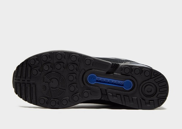 Il più recente adidas Originals ZX Flux Weave Scarpe blu