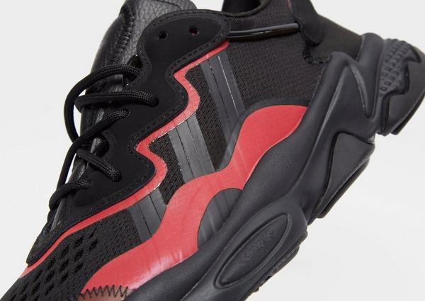 Acherter Noir adidas Originals Baskets Ozweego Enfant | JD