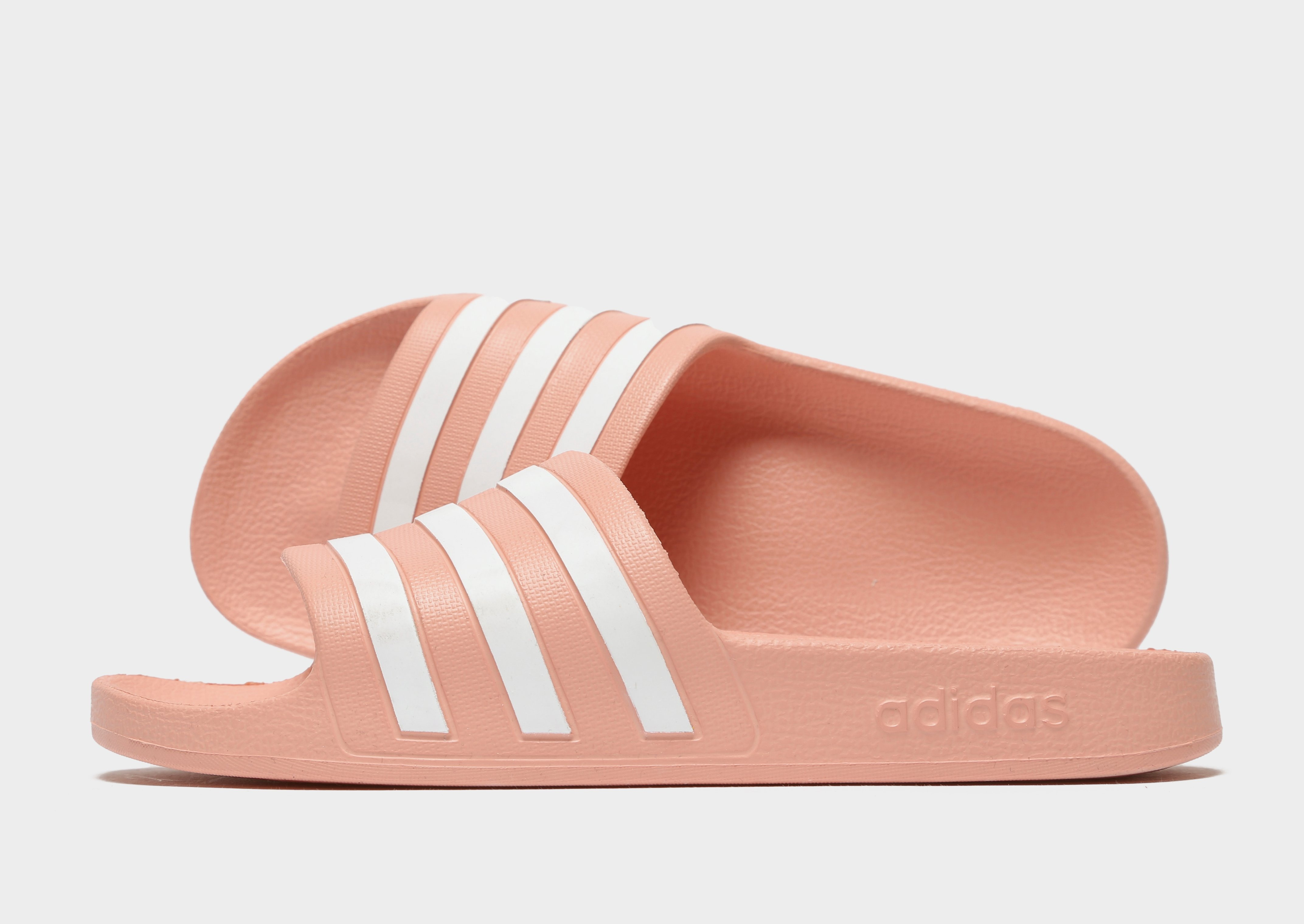 adidas Adilette Aqua Slippers Dames | JD Sports