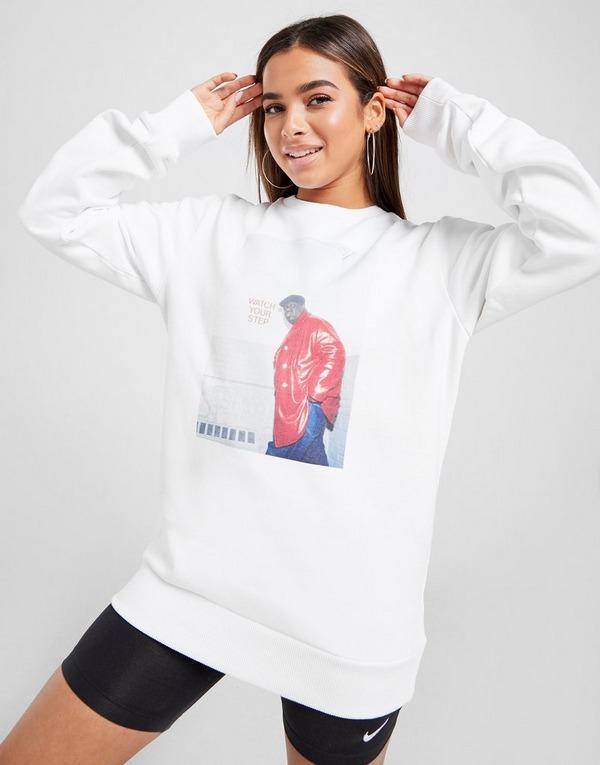 Chi Modu Biggie Crew Sweatshirt