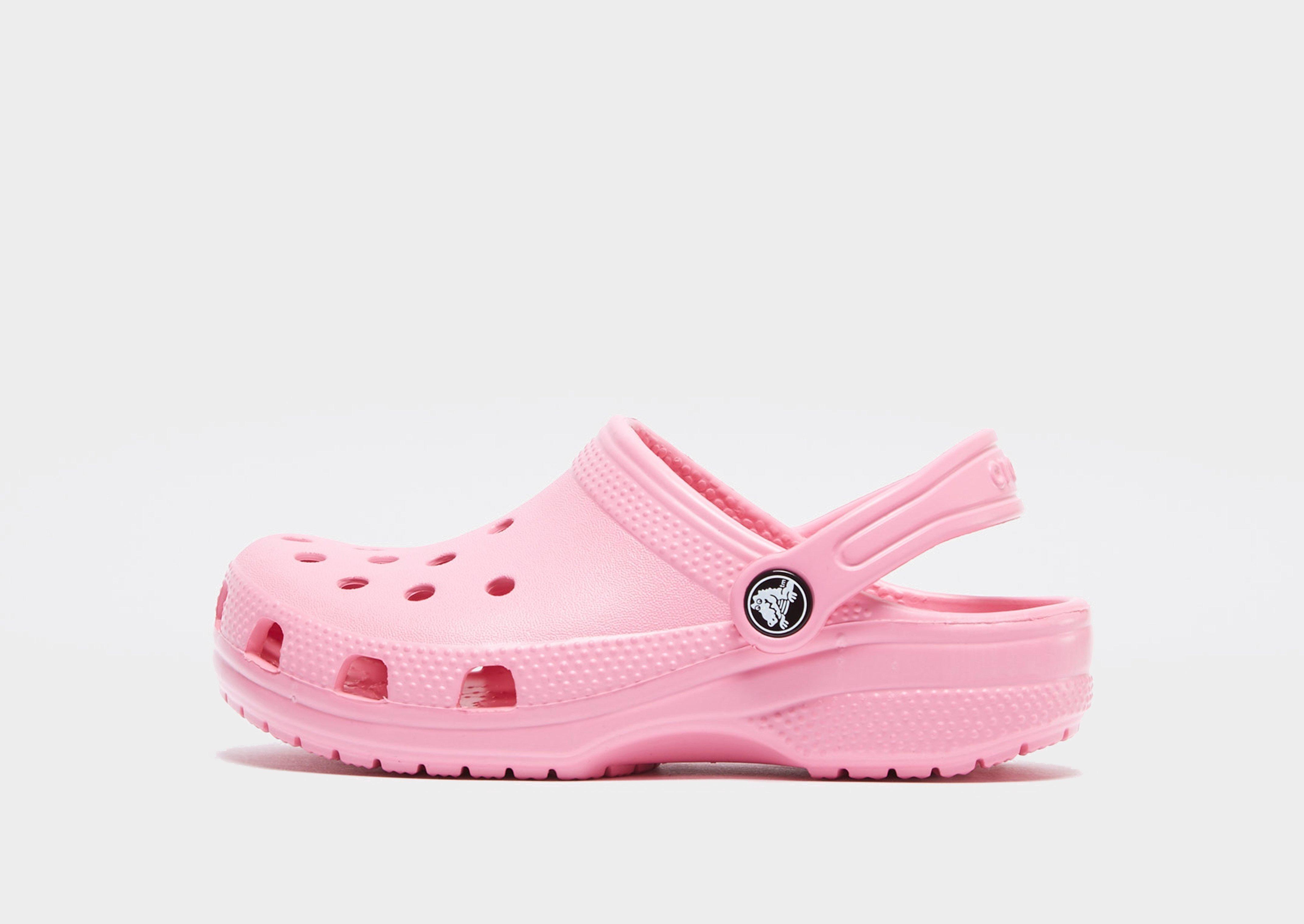 - 23//24 EU Sabots Mixte Enfant Crocs Classic Clog Pink Lemonade 669 Rose