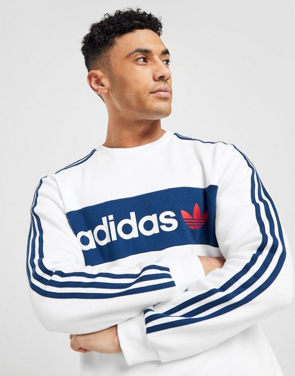 adidas sweat-shirt homme