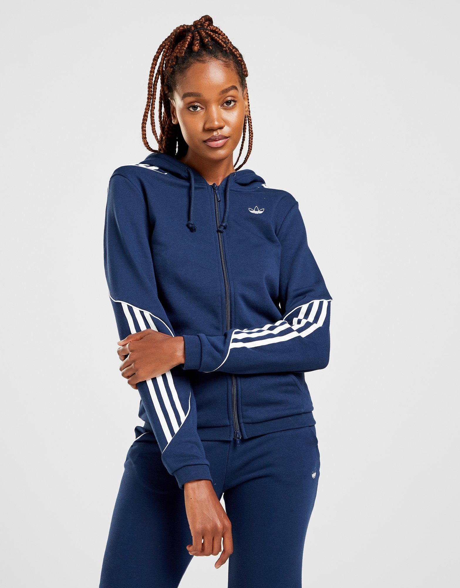 adidas Originals Hoodie Dam | JD Sports Sverige