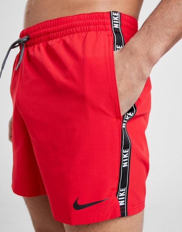 Nike Taped Swim Shorts