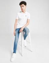 Lyle & Scott Logo Short Sleeve Polo Shirt Junior