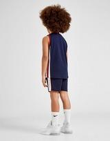 McKenzie Mini Danae Mesh Vest/Shorts Set Children