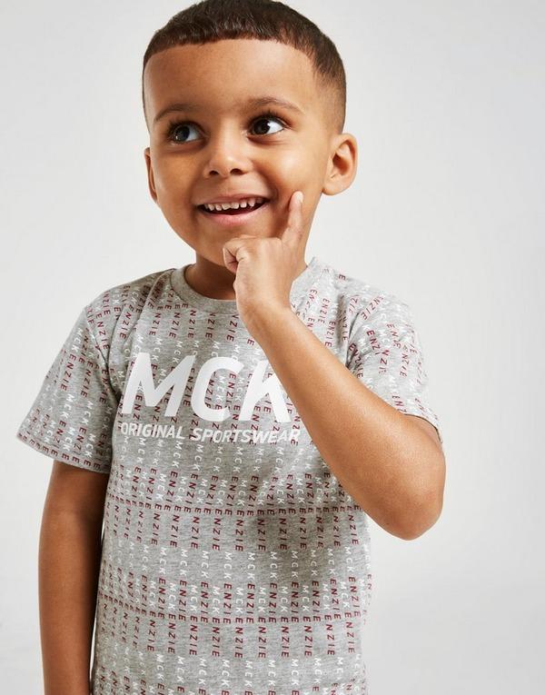McKenzie Micro Aitor T-Shirt/Shorts Sæt Småbørn