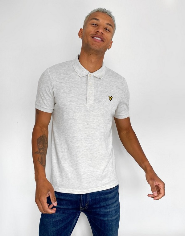 Lyle & Scott Jersey Polo Shirt Men's