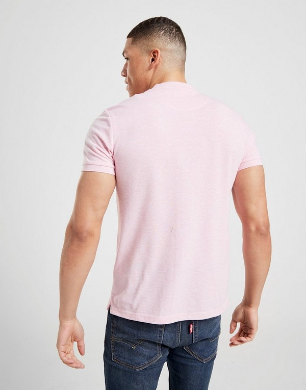 Lyle & Scott Bomber Collar Polo Shirt