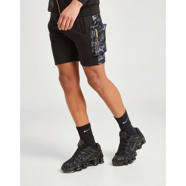 Supply & Demand Camo Hybrid Shorts Junior