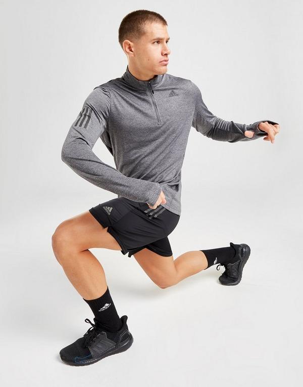adidas Tech Reflective 1/4 Zip Track Top