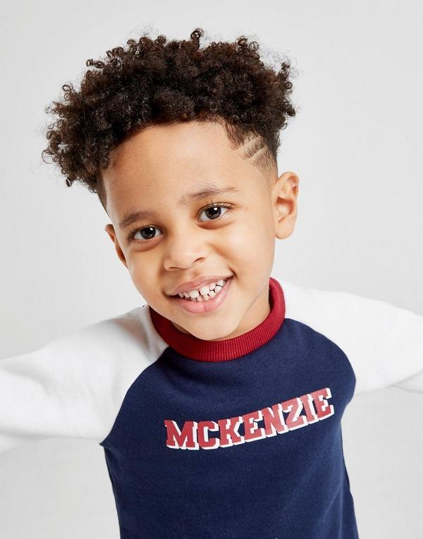 McKenzie Faustin Crew Tracksuit Children