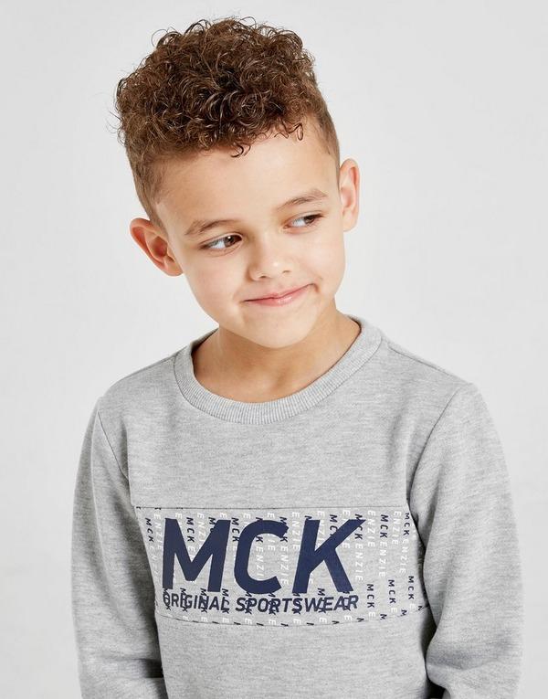 McKenzie Mini Aitor Crew Tracksuit Children