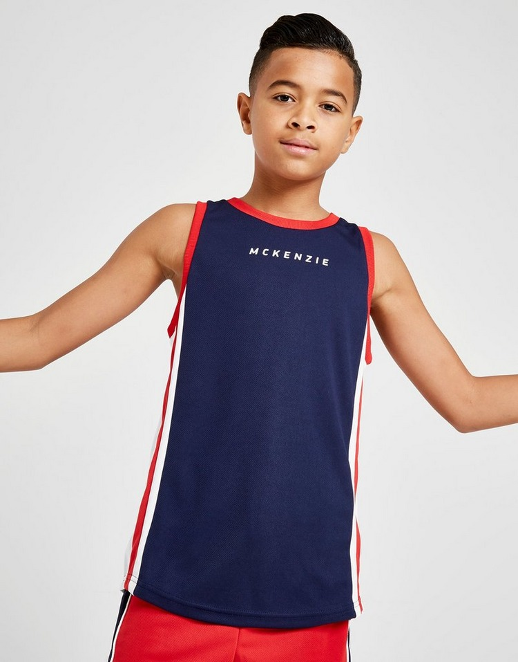 McKenzie Danae Mesh Vest Top Junior