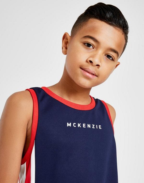 McKenzie Danae Mesh Vest Top Junior