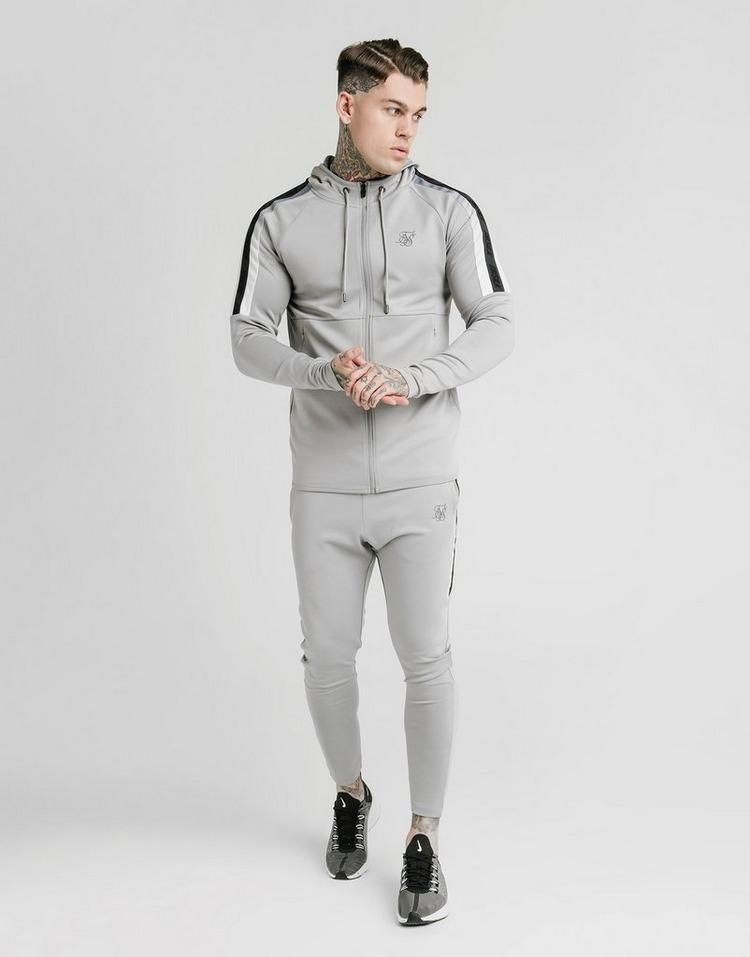 SikSilk Fade Panel Track Pants