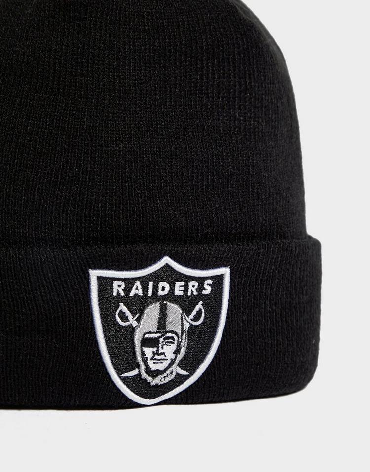 New Era NFL Las Vegas Raiders Cuffed Beanie Hat