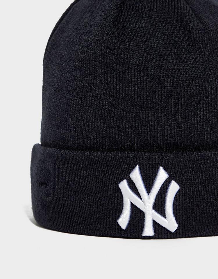 New Era MLB New York Yankees Cuffed Beanie Hat