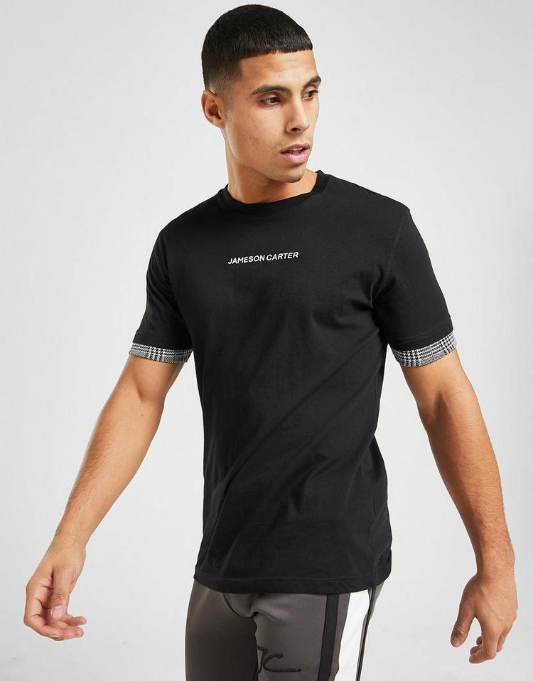 JAMESON CARTER Alders Check T-Shirt