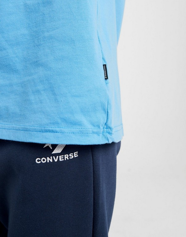 Converse Large Star Chevron T-Shirt