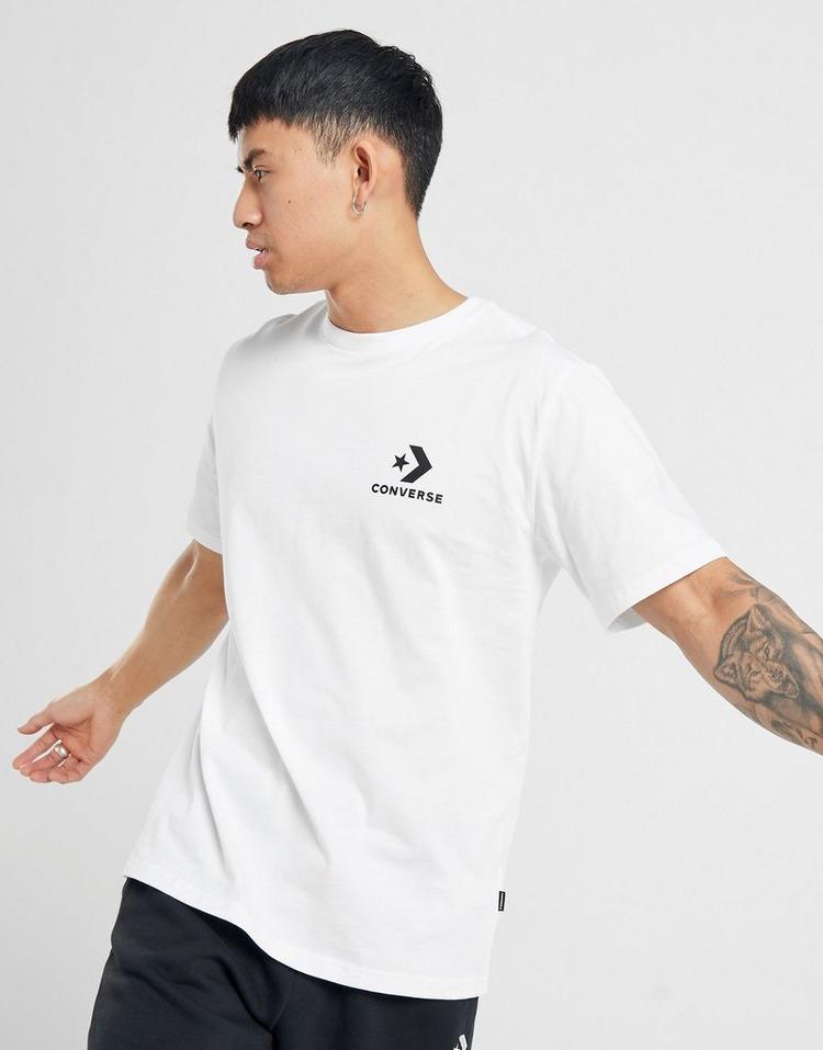 Converse Star Chevron Short Sleeve T-Shirt