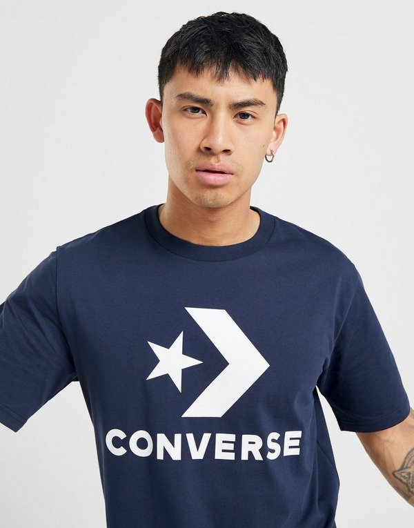 Converse camiseta Large Star Chevron