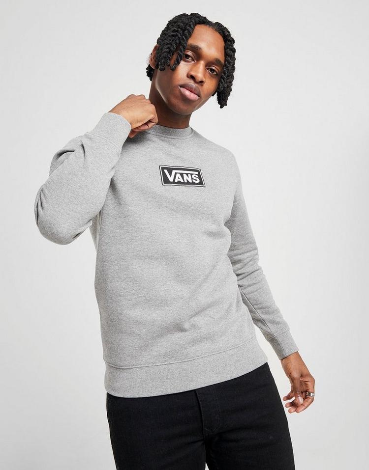 Vans Box Logo Crew Sweatshirt