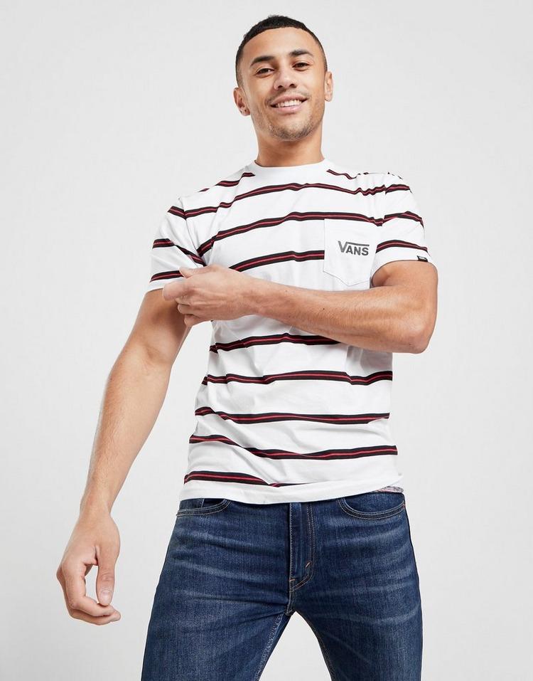 Vans Stripe Pocket T-Shirt