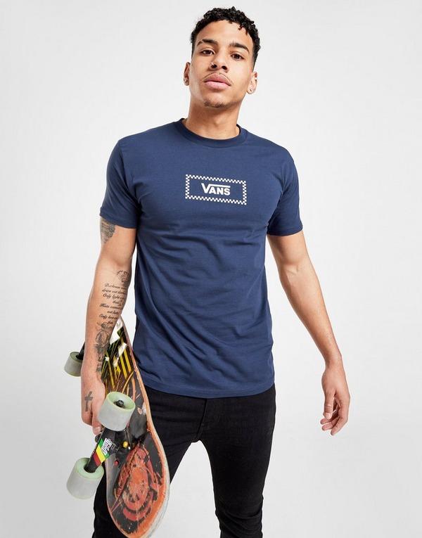 Vans Box Checkerboard T-Shirt