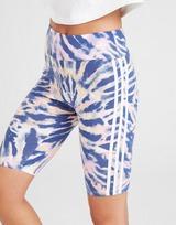 adidas Originals Tie Dye Cycle Shorts Women's