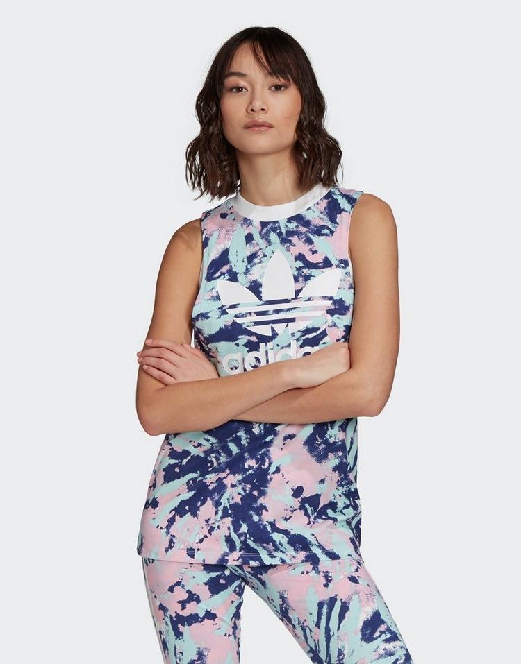 adidas Originals Tie Dye Tank Top Women's