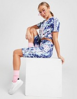 adidas Originals Tie Dye Cycle Shorts