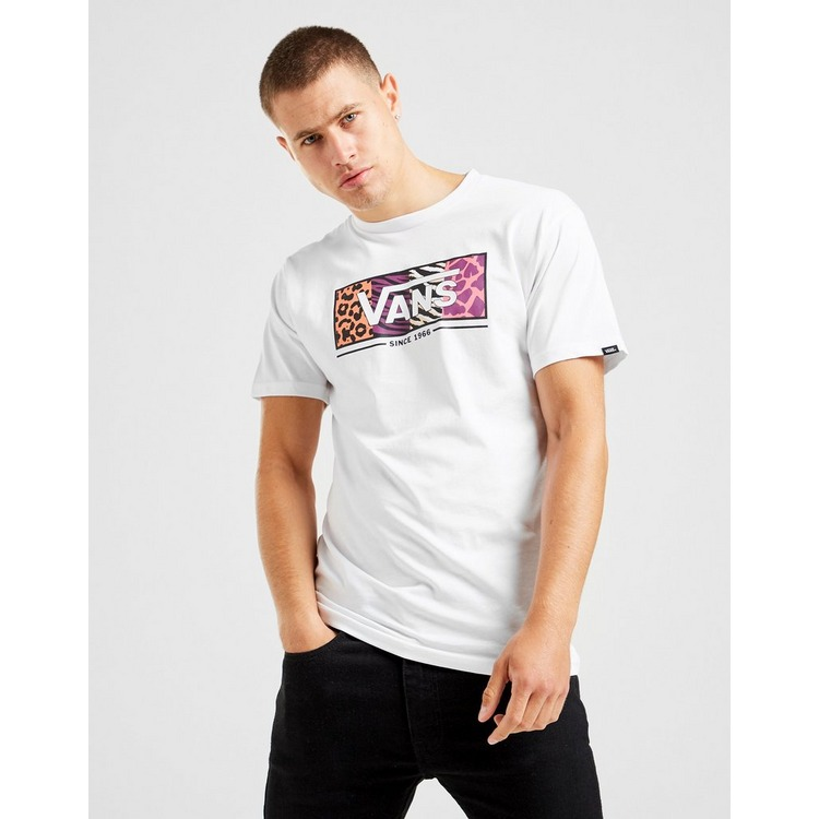 Vans Animal Box Logo T-Shirt