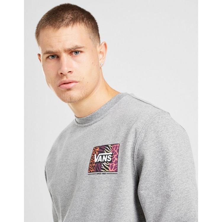 Vans Animal Box Crew Sweatshirt