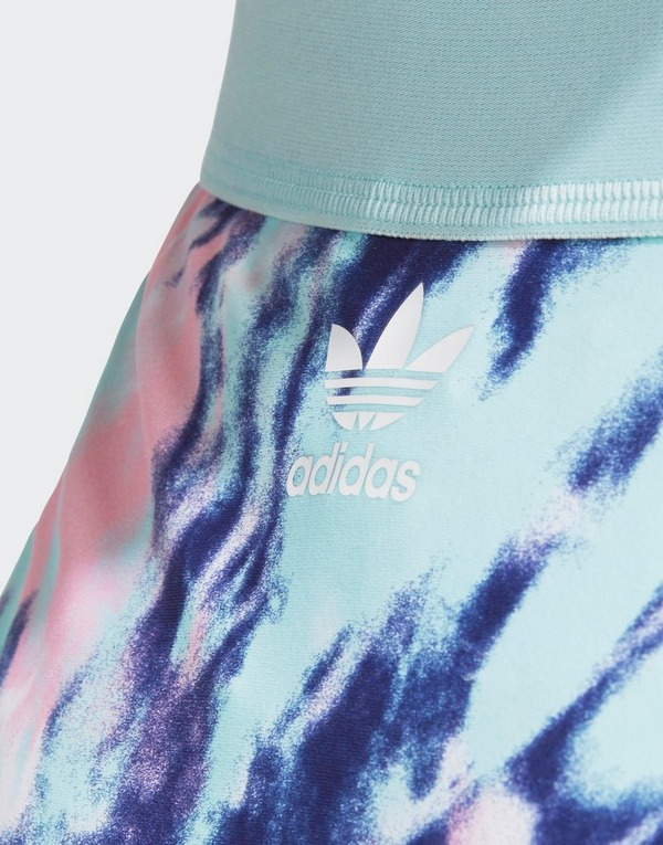 adidas Originals braguita de bikini Tie Dye High Waist
