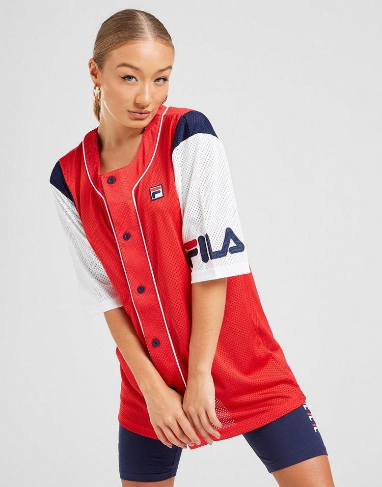 Fila camiseta Mesh Baseball