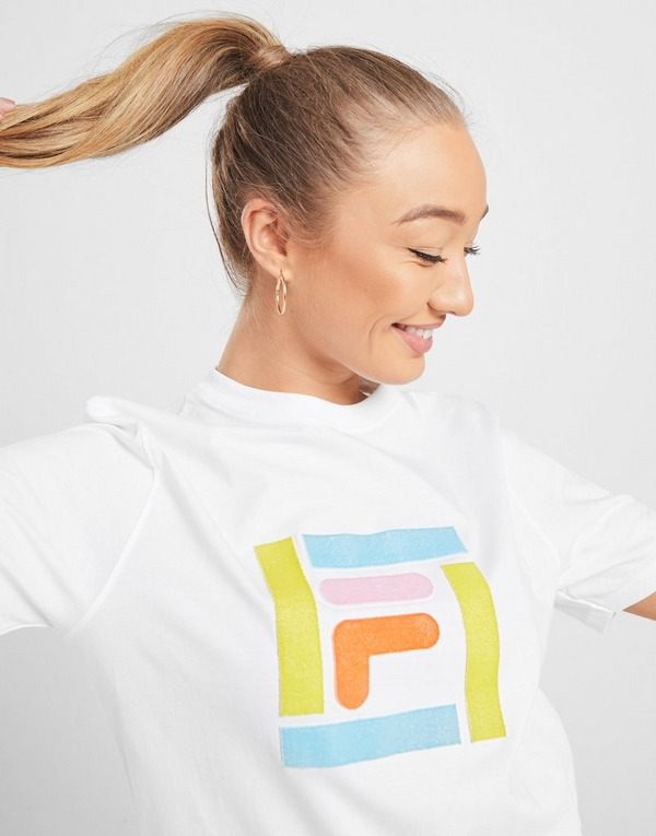 Fila Box Logo T-Shirt