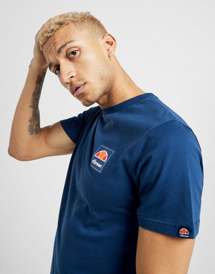 Ellesse Box Logo T-Shirt