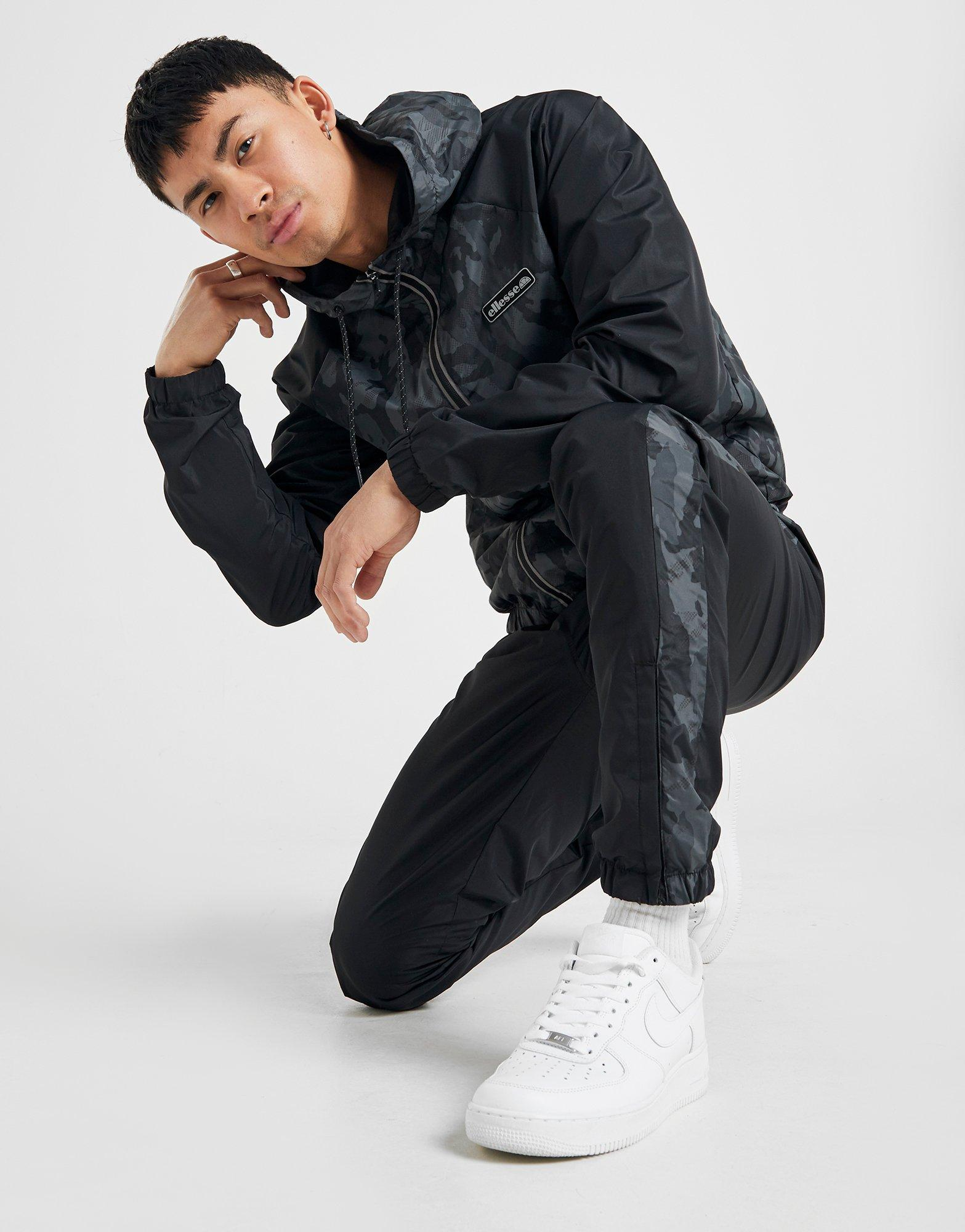Acheter Black Ellesse Survêtement Zito Woven Homme | JD Sports