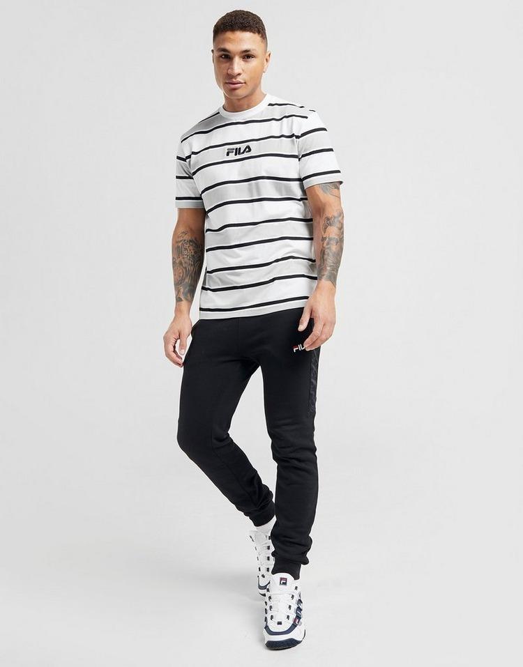 Fila Ken Stripe T-Shirt