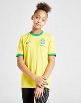 Nike Brazil 2020/21 Home Shirt Junior