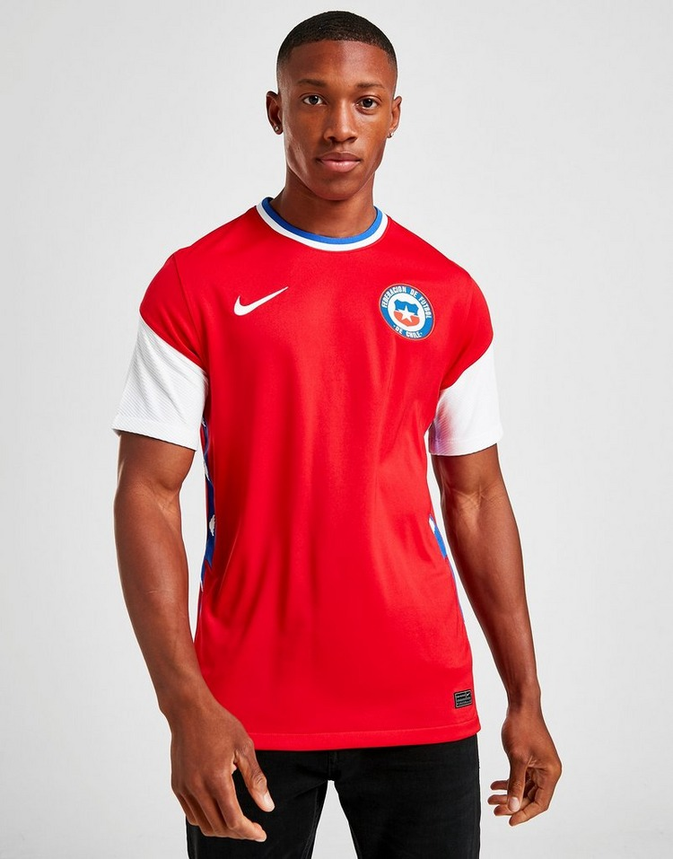 Nike Chile 2020 Home Shirt