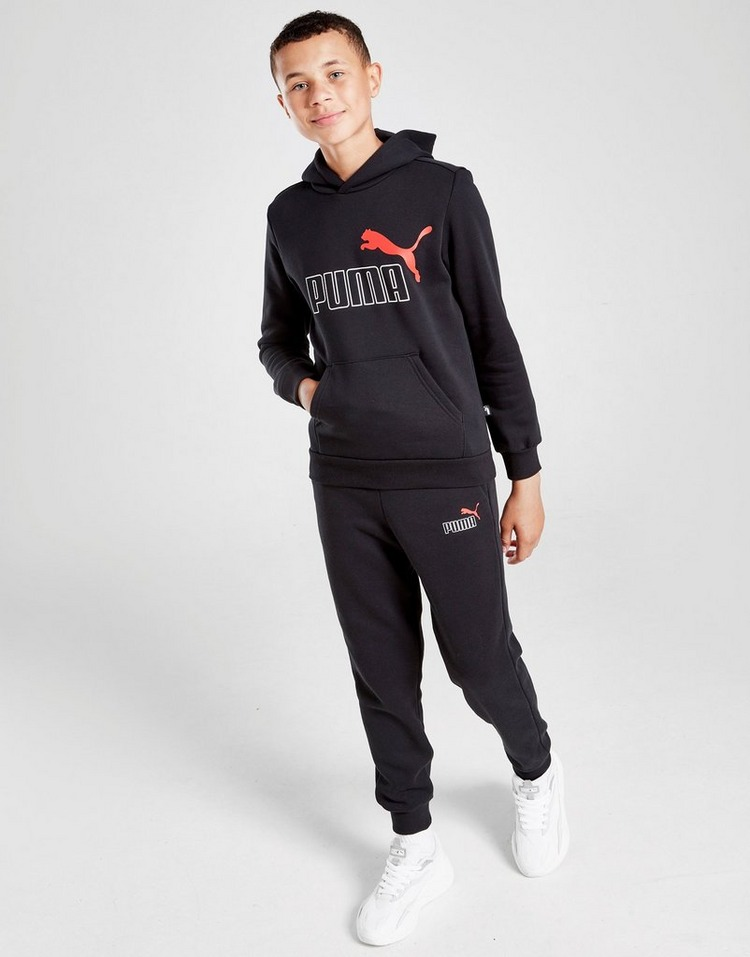 Puma Core Logo Track Pants Junior