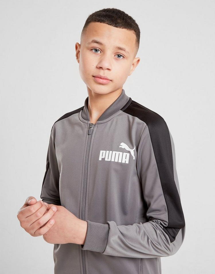 Puma Poly Tracksuit Junior