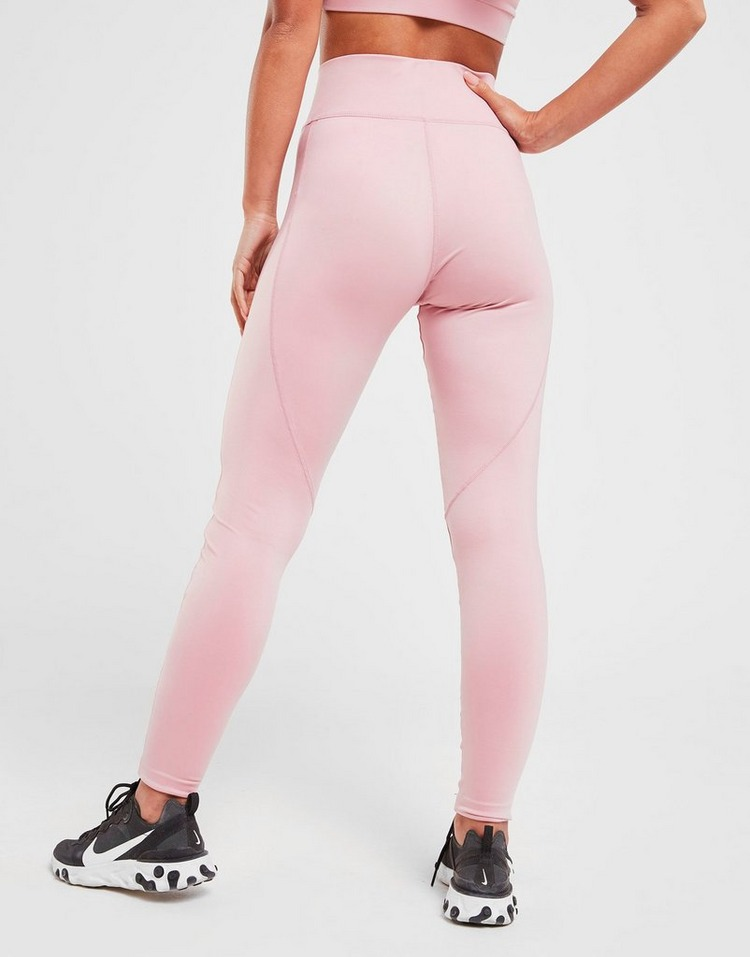 Pink Soda Sport Suede Insert Tights